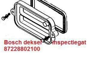 Bosch cover inspection hole 87228802100