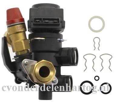 Bosch three way valve 87170100620