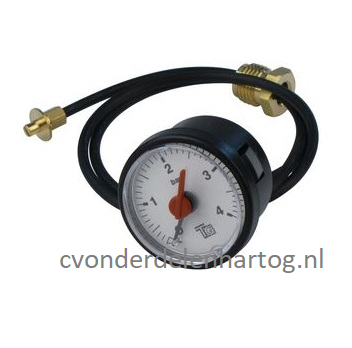 Remeha manometer S62733