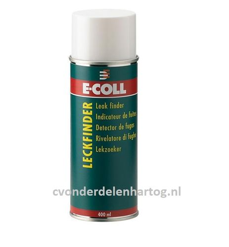 E-COLL gaslekzoeker spray 400ml